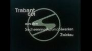 Trabant 601 Commercial 1965 (part2)